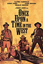 Primary image for Once Upon a Time in the West