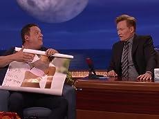 Jeff Garlin brings Hailee to Conan O'Brien