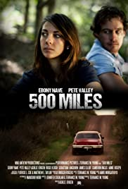 500 Miles Poster