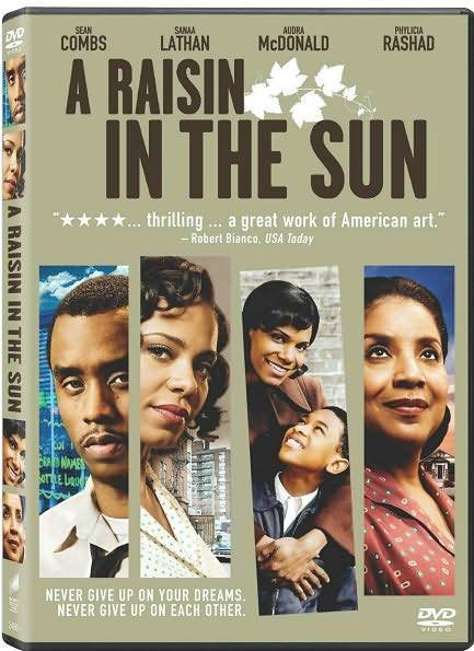 A raisin in the sun tv movie 2008 imdb a raisin in the sun poster sciox Images