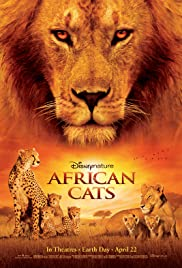 African Cats (2011) Poster - Movie Forum, Cast, Reviews