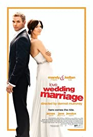 Love, Wedding, Marriage (2011) Poster - Movie Forum, Cast, Reviews