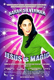 Sarah Silverman: Jesus Is Magic Poster