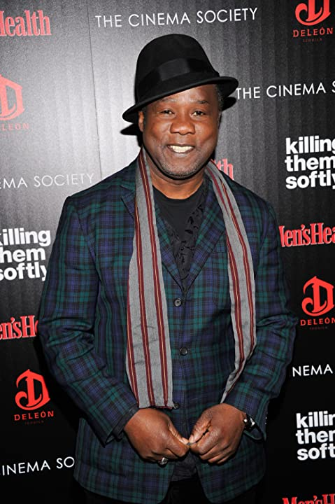 Isiah Whitlock Jr. at an event for Killing Them Softly (2012)