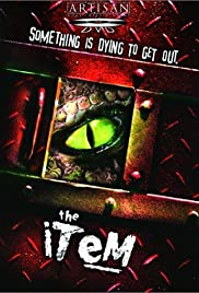 The Item (1999) Poster - Movie Forum, Cast, Reviews