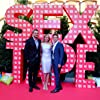 Cameron Diaz, Rob Lowe, and Jason Segel at Sex Tape (2014)