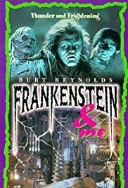 Frankenstein and Me Poster