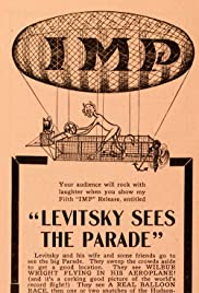 Levitsky Sees the Parade Poster