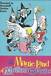 The Magic Land of Mother Goose Poster