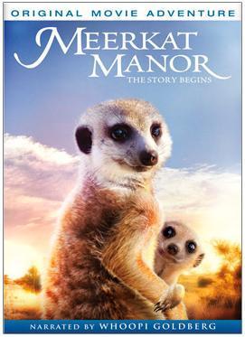 Meerkat Manor: The Story Begins (2008)