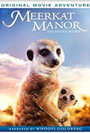 Meerkat Manor: The Story Begins (2008) Poster - Movie Forum, Cast, Reviews