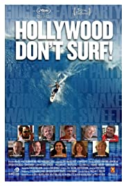Hollywood Don't Surf! Poster