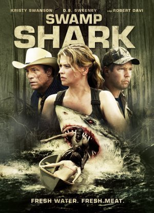 Poster Swamp Shark - Der Killerhai