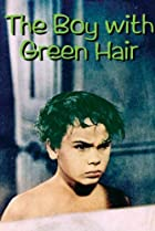 Image of The Boy with Green Hair