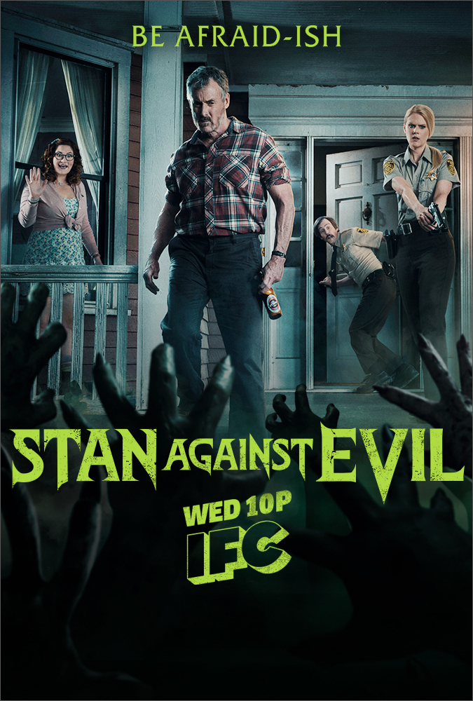 Assistir Stan Against Evil Dublado e Legendado Online