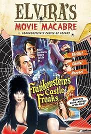 Frankenstein's Castle of Freaks Poster