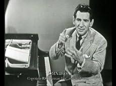 Leonard Bernstein: Omnibus - The Historic TV Broadcasts: Excerpt From The World Of Jazz