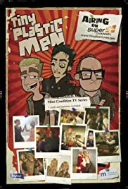 Tiny Plastic Men Poster