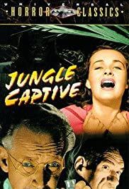 The Jungle Captive (1945) Poster - Movie Forum, Cast, Reviews