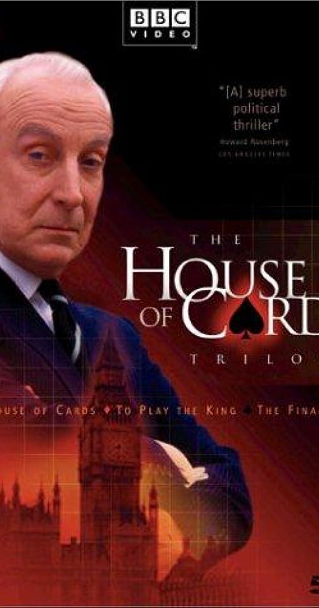 house of cards tv miniseries 1990 imdb