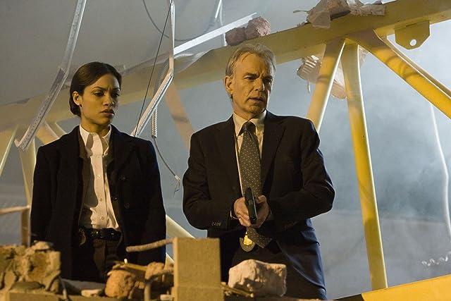 Billy Bob Thornton and Rosario Dawson in Eagle Eye (2008)