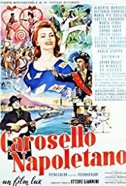 Neapolitan Carousel Poster