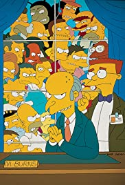 Who Shot Mr. Burns? Poster