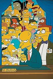 Who Shot Mr. Burns?: Part 1 Poster