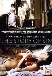 Dzieje grzechu Poster