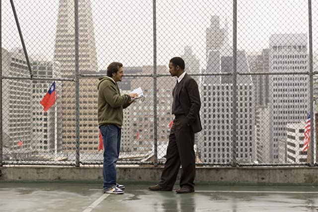 Will Smith and Gabriele Muccino in The Pursuit of Happyness (2006)