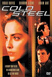 Cold Steel (1987) Poster - Movie Forum, Cast, Reviews