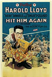Hit Him Again Poster