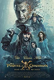 Resultado de imagem para Pirates of the Caribbean: Dead Men Tell No Tales