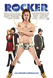 The Rocker (2008) Poster - Movie Forum, Cast, Reviews