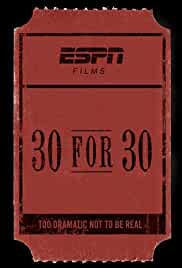 30 for 30 tv poster