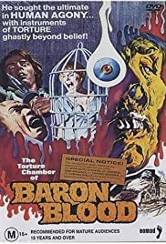 Baron Blood (1972) Poster - Movie Forum, Cast, Reviews