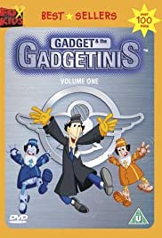 Gadget Goes on Location Poster