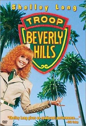 Poster Die Wilde von Beverly Hills
