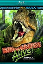 Dinosaurs Alive (2007) Poster