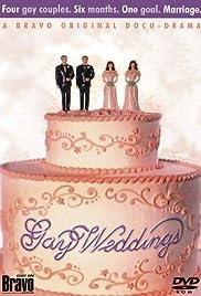 Gay Weddings Poster
