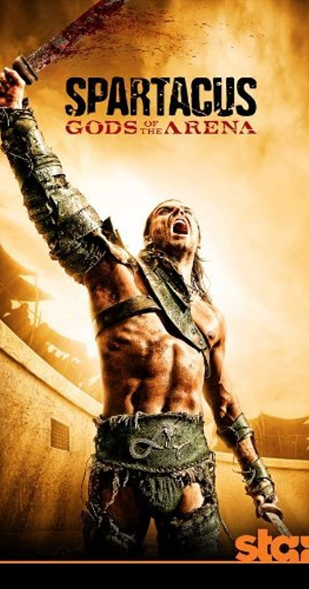 spartacus: gods of the arena besetzung
