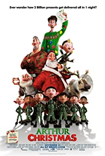 Exclusive: Arthur Christmas 2 Might Be Battle: Los Angeles Type ...