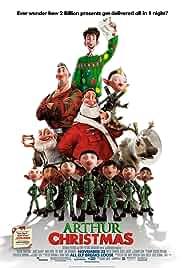 Arthur Christmas Filmplakat