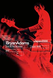 Bryan Adams: Live at the Budokan Poster