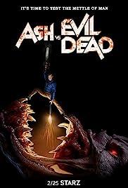 Ash vs Evil Dead Poster - TV Show Forum, Cast, Reviews