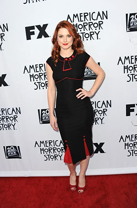 Alexandra Breckenridge at an event for American Horror Story (2011)