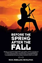 Before the Spring: After the Fall (2013) Poster
