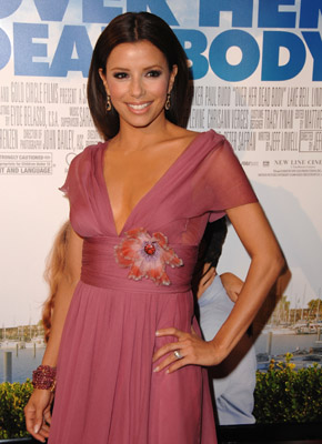 Eva Longoria at an event for Over Her Dead Body (2008)
