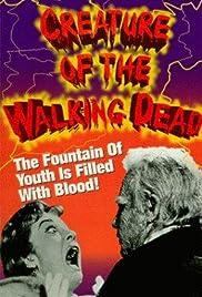 La marca del muerto Poster