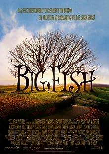 Poster Big Fish - Der Zauber, der ein Leben zur Legende macht